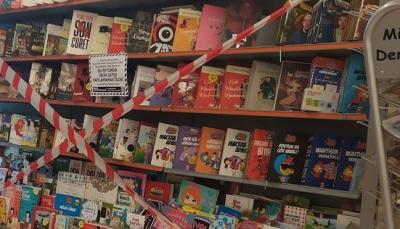 'Kitap bir temel ihtiyaç maddesi. İnsanların kitaplara ulaşma özgürlüğü sınırlanamaz'