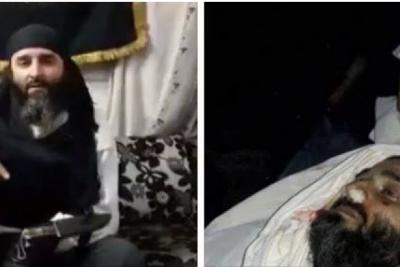 Kızını intihar bombacısı yapan Nusra'cıyı kendi grubu öldürdü