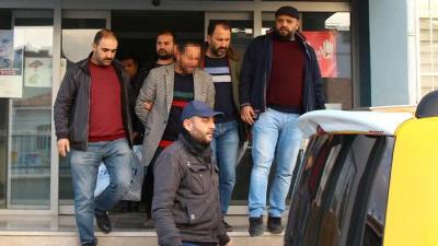 Kızlarına cinsel istismarla suçlanan baba tutuklandı