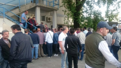 Kocaeli'de fabrika iflas etti 645 kişi para alamadan işsiz kaldı