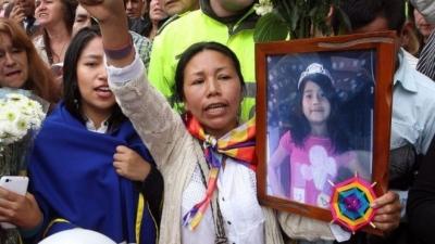 Kolombiya'da 7 yaşındaki kız çocuğu tecavüze uğradı, boğularak öldürüldü!