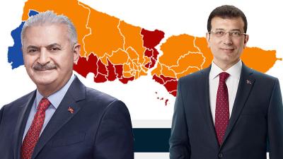 Konsensus Araştırma son İstanbul anketini açıkladı