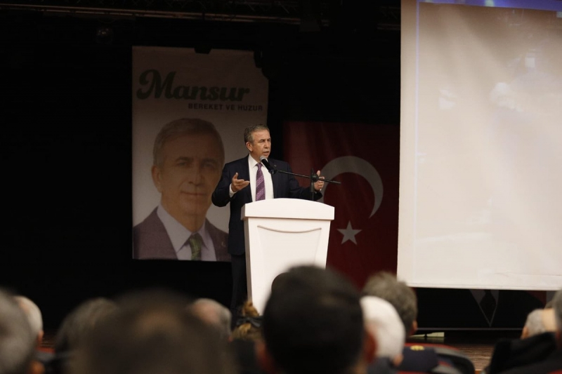 Konsensus: Mansur Yavaş, Ankara'yı kazanıyor