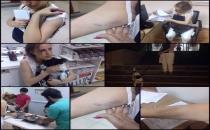 Köpekle metrobüse bindiği için darp edilen Sema Bağbak o anları anlattı!