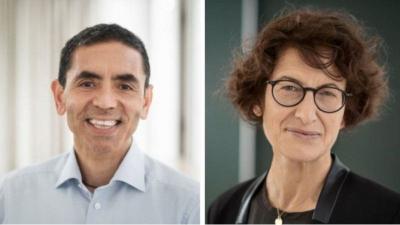 Koronavirüs aşısını bulan Türk bilim insanları: Uğur Şahin ve Özlem Türeci