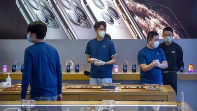 Koronavirüs nedeniyle Apple, Huawei ve Samsung'un satışları düştü