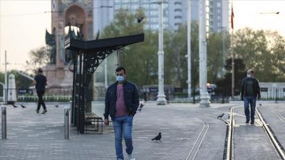 Koronavirüs vakaları 80 ilde azalırken, Ardahan'da arttı