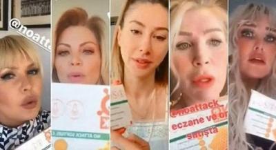 'Koronavirüse iyi geliyor' reklamı yapan ünlülere 104'er bin lira ceza