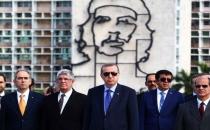 Küba'ya gitti, Küba Ankara'ya döndü!