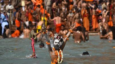 Kumb Mela Festivali, Hindistan'da koronavirüsün ikinci dalgasını körükledi