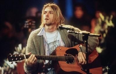 Kurt Cobain'in gitarı davalık oldu