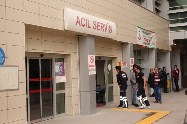 Kusma ve ishal şikâyetiyle 1300 kişi hastaneye başvurdu