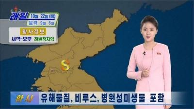 Kuzey Kore: Çin'den gelen tozda koronavirüs var, evden çıkmayın