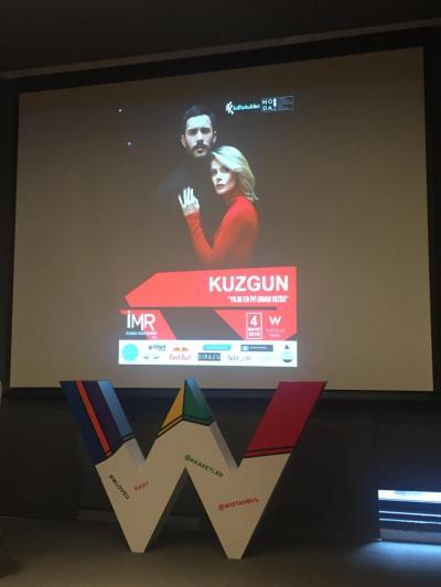 Kuzgun Yılın En İyi Drama Dizisi seçildi