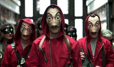 La Casa De Papel'in Türkiye versiyonu 'La Hay De Maske' çekiliyor