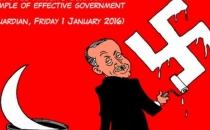 Latuff'tan Erdoğan'ın 'Hitler Almanyası' açıklaması!