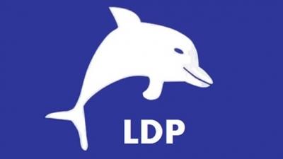 LDP'den 1 Nisan şakası! Cumhur ittifakına destek veriyoruz...