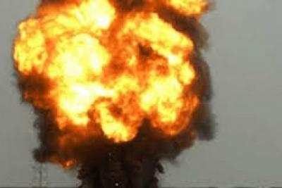 Lefkoşa'da patlama: 5 kişi yaralandı