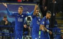 Leicester City tarihe geçti