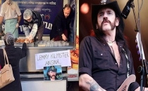 Lemmy Kilmister anısına lokma döktürdüler!