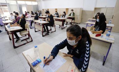 LGS'ye girecek öğrencilerin refakatçileri kısıtlamadan muaf tutulacak