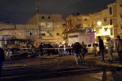 Libya'da bombalı saldırı: 8 kişi hayatını kaybetti