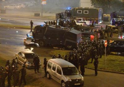 Belarus'ta halk ayaklanması