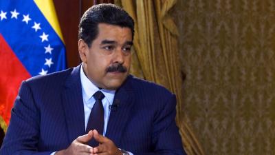 Maduro: ABD bu topraklara dokunmaya kalkarsa elimizde silahlarla hazır olmalıyız