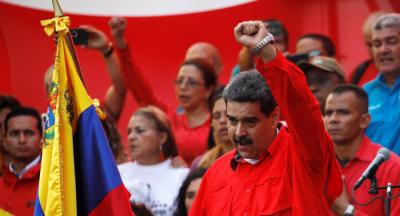 Maduro: Darbe teşebbüsü bizzat Beyaz Saray'dan yönetildi