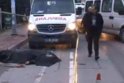 Maltepe'de yol kenarında ceset bulundu!