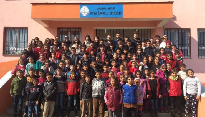 Mardin'de öğrenciler okulda verilen yemekten zehirlendi