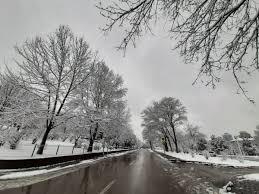 Marmara Bölgesi için 'yoğun kar yağışı' uyarısı