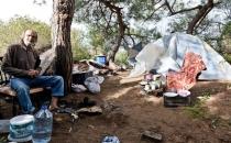 Marmara depreminden sonra 16 yıl ormanda yaşadı!