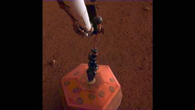 Mars'ta deprem olduğu tespit edildi