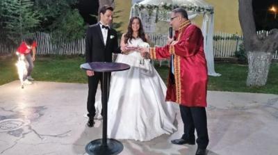 Maskesiz nikah kıyan AKP'li başkan koronavirüse yakalandı