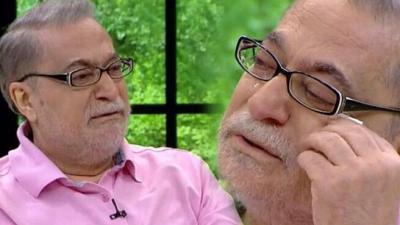 Mehmet Ali Erbil canlı yayında ağladı: Yürüyemeyeceksem fişimi çekin dedim