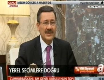 Gökçek'e bomba soru! Başbakan İstanbul'a aday ol dese...