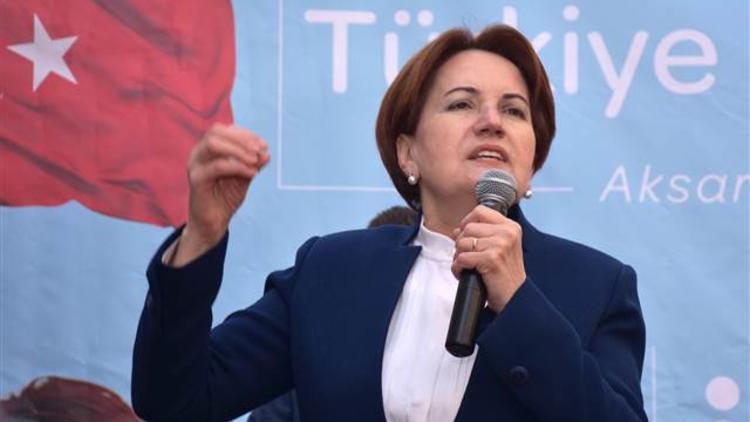 Meral Akşener: Erdoğan kimsenin muhtar olamaz dediği bir zamanda hepimiz tarafından başbakan yapıldı