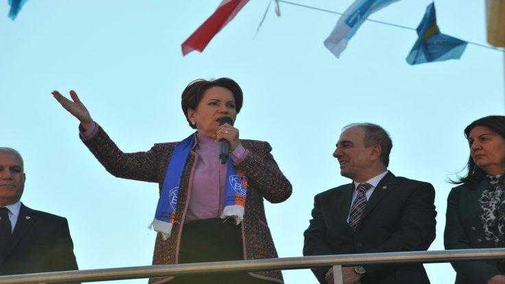 Meral Akşener: HDP 6 milyona çıktıysa sorumlusu sensin