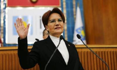 Meral Akşener: Sadece Belediye Başkanlığı'nı kazanmayacağız, yeniden millet iradesini kazanacağız