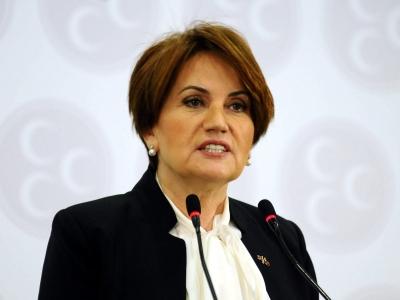 Meral Akşener seçim kampanyasına Ankara'dan başladı