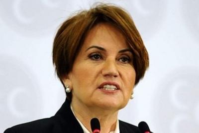 Meral Akşener TRT'de konuşma yapmama kararı aldı!