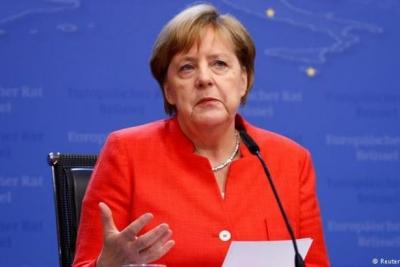 Merkel: Türkiye Merkez Bankası'nın bağımsızlığı önemli