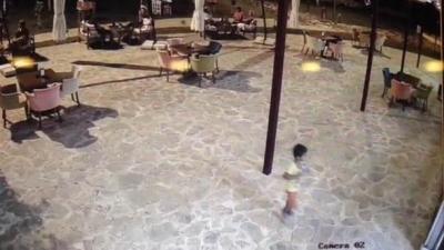 Mersin'de bıçaklanarak öldürülen Suriyeli çocuğun görüntüleri ortaya çıktı!