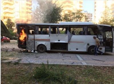 Mersin'deki bombalı saldırıya ilişkin yayın yasağı