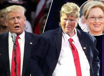 Meryl Streep, engelli muhabirle alay eden Trump'a tepki gösterdi