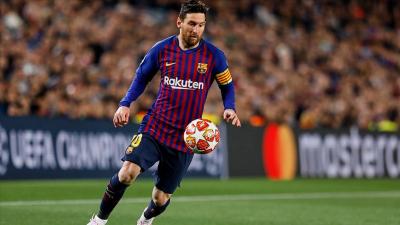 Messi'ye ödül