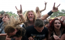 Metalciler daha mutlu!