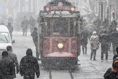 Meteoroloji: Ankara ve İstanbul'da kar yağışı başlıyor