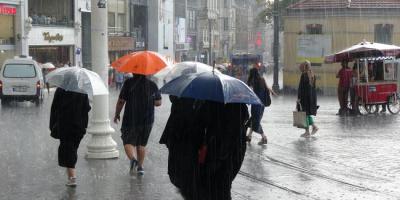 Meteoroloji: Birçok ilde yağış devam ediyor